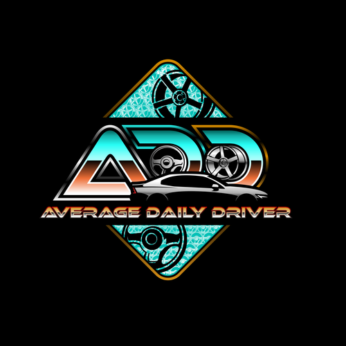 Content logo with the title 'Average Daily Driver'