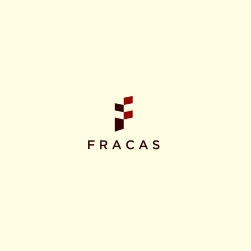 Management consulting logo with the title 'Fracas'