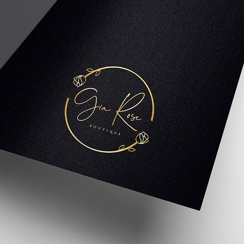 Rose brand with the title 'Gia Rose Boutique'