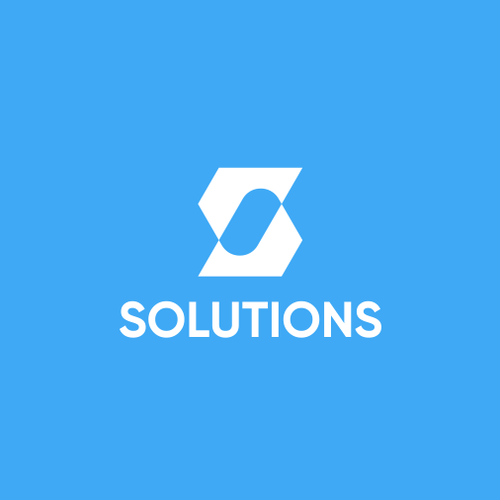 Capsule logo with the title 'Solutions'
