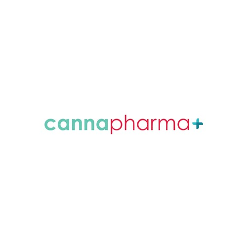 Pharmacy logo with the title 'Cannapharma+'