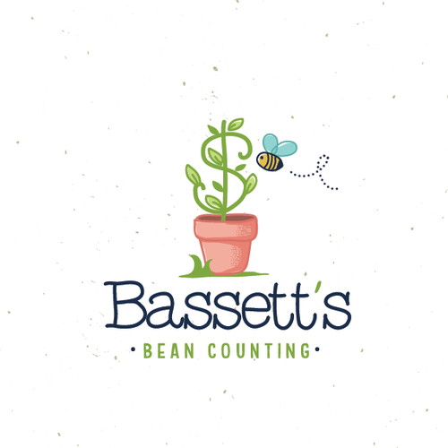 Billing logo with the title 'bassett's bean counting'