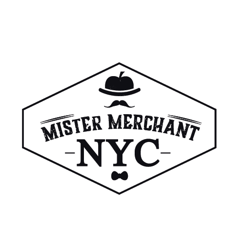 Merchant logo with the title 'Calling all Hipsters. Create an edgy but authentic logo for Mister Merchant NYC!'