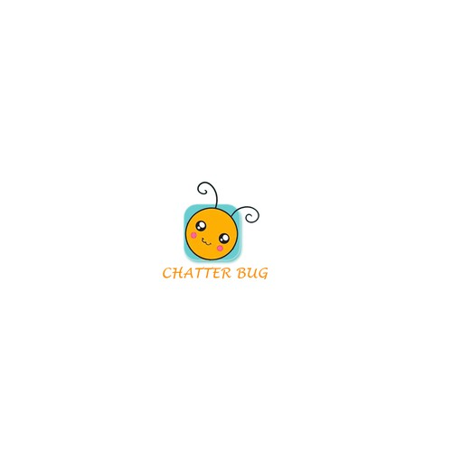 Course logo with the title 'Logo for chatter bug'