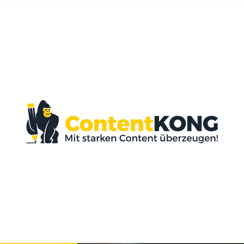 Tool logo with the title 'Logo for KingCon Content Tool'