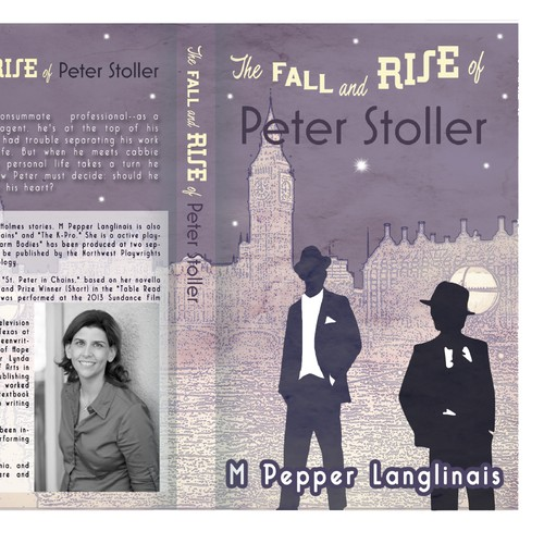 Spy design with the title 'Spy Novel Book Cover'
