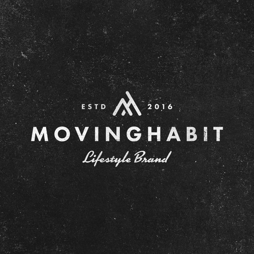 PE logo with the title 'MovingHabit'
