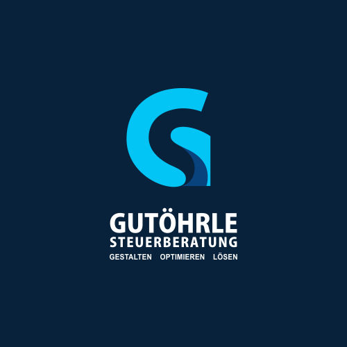 Consultant logo with the title 'Gutöhrle Steuerberatung'