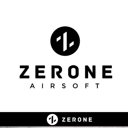 Zero logo with the title 'Zerone'