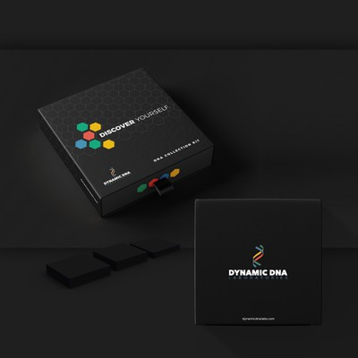 DNA Collection Kit Box