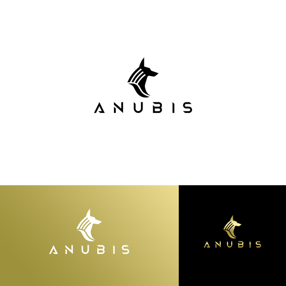 Jackal logo with the title 'Anubis (SOLD)'
