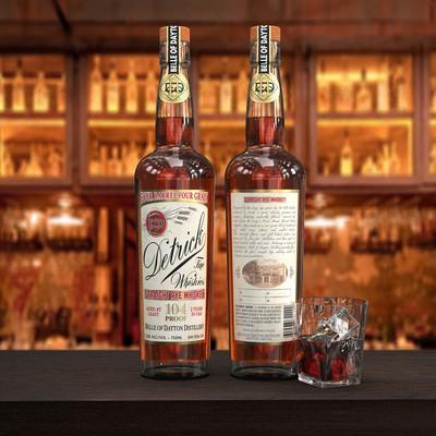 Vintage Rare Whiskey