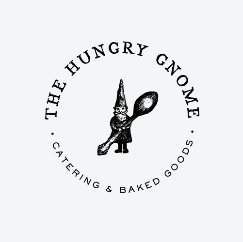 Catering design with the title 'TV Chef looking for a logo for a new baking business!'