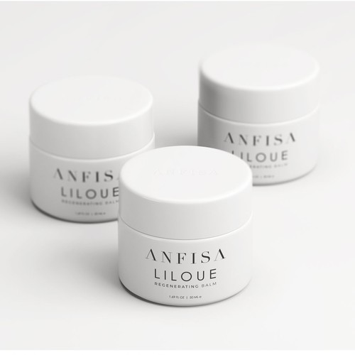 Eye-catching packaging with the title 'Luxury skin care packaging'