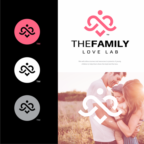 Employee logo with the title 'TheFamily'