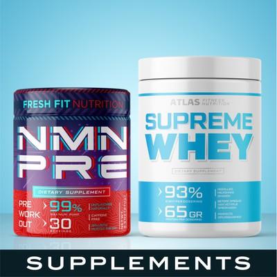 Supplements design