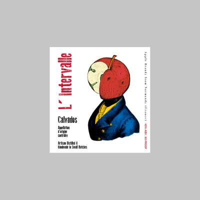 Calvados label