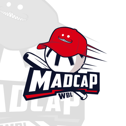 Mad design with the title 'MADCAP'