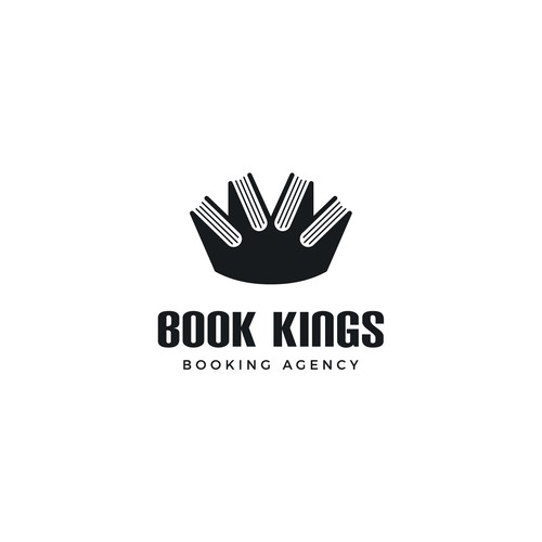 Poetry logo with the title 'Book Kings'