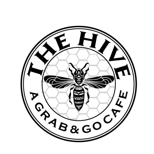 Beehive logo with the title 'The Hive'