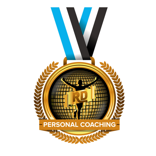 """Vector design with the title 'Own branded """"Gold Medal"""" badge design'"""