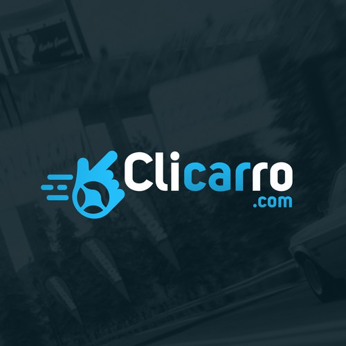 Motion logo with the title 'ClickCar'
