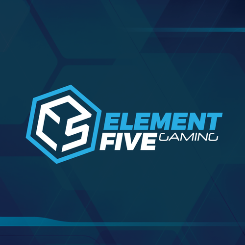 Gamer design with the title 'Element Five gaming'