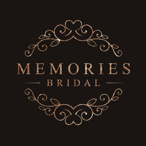 Bridal logo with the title 'Log design for bridal store '