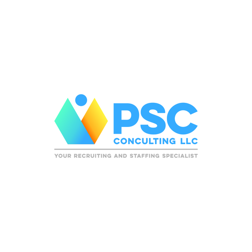 Staff logo with the title 'PSC Consulting LLC'