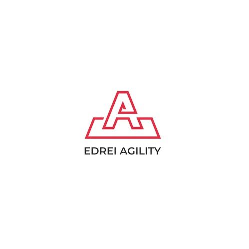 Aesthetic brand with the title 'Edrei Agility'