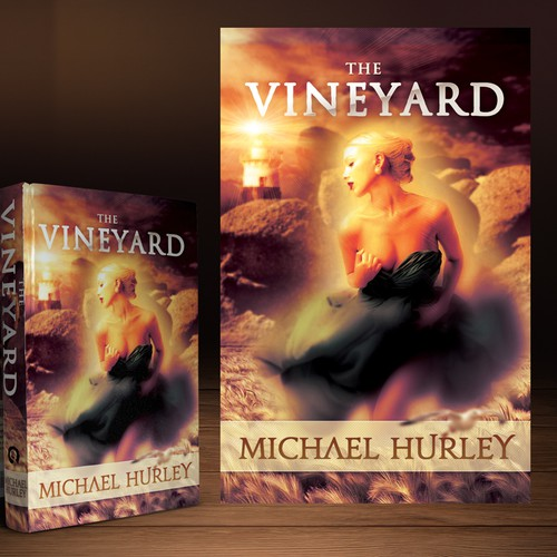 Education book cover with the title 'The Vineyard Cover Contest'