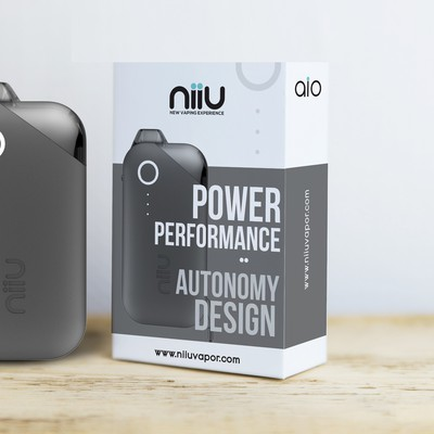 New box for NIIU Aio