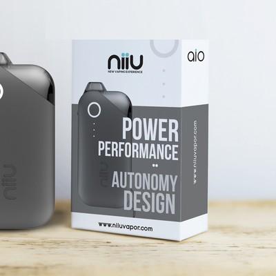New box for NIIU Aio