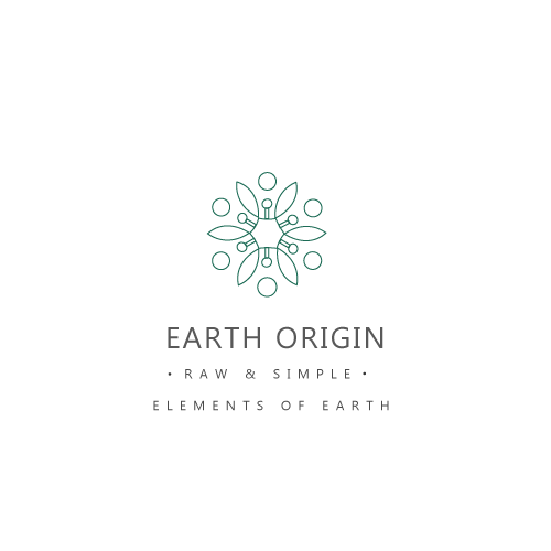 Earth brand with the title 'Earth Origin'