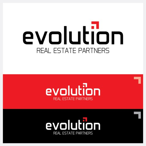 Evolution logo with the title 'Logo'