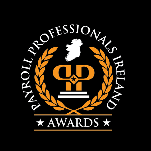 Performance logo with the title 'Payroll Professional Ireland Awards'
