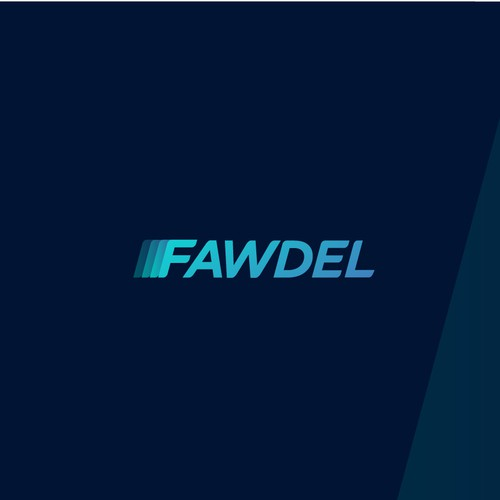 Amazing brand with the title 'Fadwel company logo'