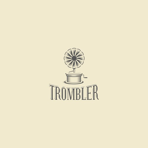Toolbox logo with the title 'Trombler classic music'