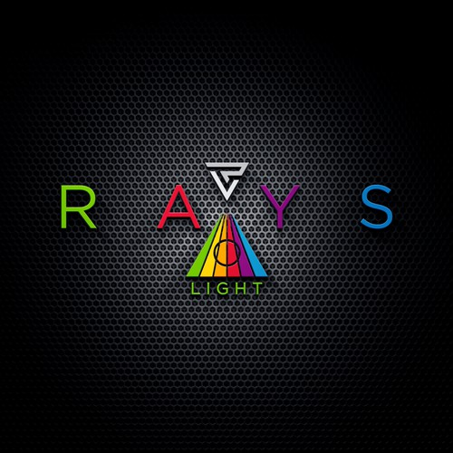 Photography logo with the title 'Rays O Light logo design'