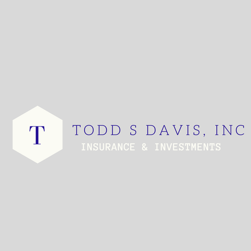 Wall Street logo with the title 'logo concept for financial advisor'