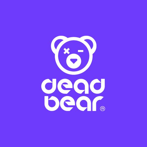 Dead design with the title 'DEADBEAR'