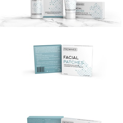 modern cosmetic packaging design