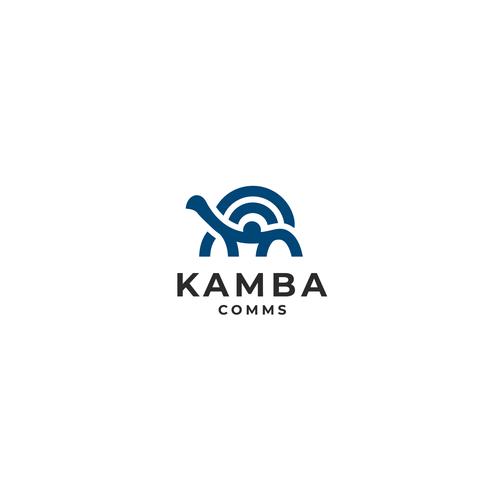 Wireless logo with the title 'Kamba'