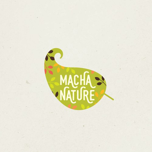 Nature brand with the title 'macha nature'