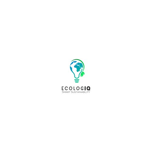 Save design with the title 'EcologIQ'