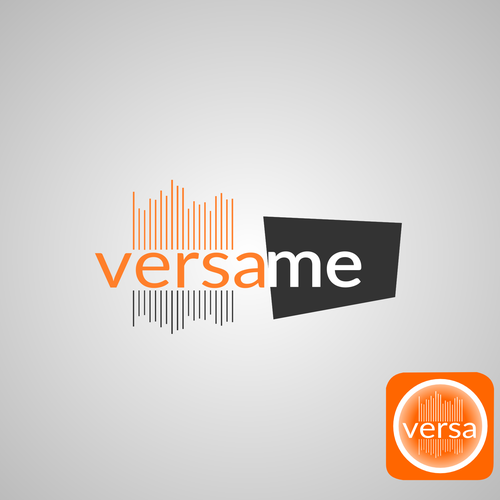 Sound brand with the title 'VersaMe'