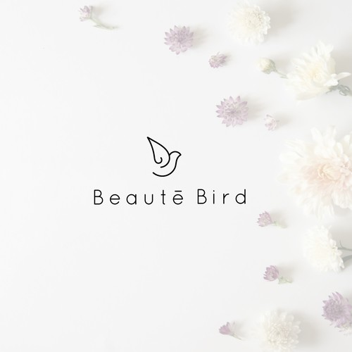 Beauty salon design with the title 't Create an aesthetically pleasing logo for an ecommerce beauty retailer'