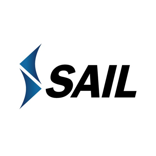 Sail logo with the title 'Logo for Sail'