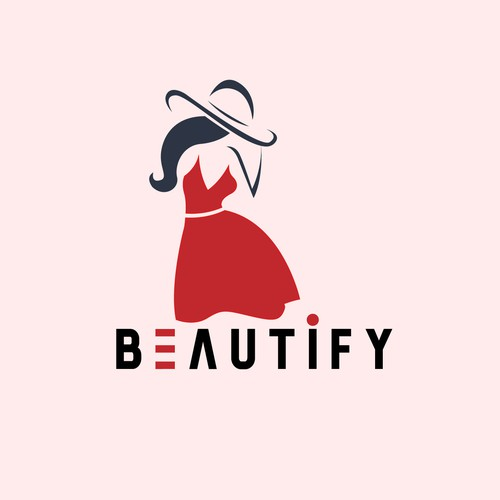 Parlour logo with the title 'logo for beauty industry'