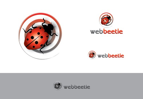 Beetle logo with the title 'webbeetle'